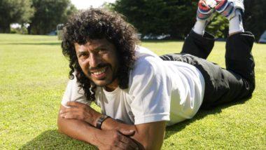 Higuita rememora su amistad con Pablo Escobar