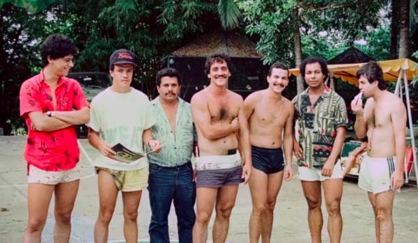 Los sicarios de pablo Escobar